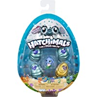 Hatchimals Colleggtibles, Mermal Magic 4 Pack Plus Bonus with Season 5, for Kids Aged 5 and Up