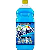 Fabuloso Limpiador Líquido Complete, Menta Refrescante, 1.7 L