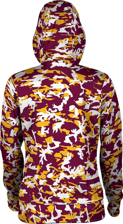 ProSphere Bethune-Cookman University Girls Pullover Hoodie School Spirit Sweatshirt Camo