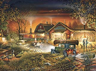 product image for Buffalo Games - Terry Redlin - Morning Warm Up - 1000 Piece Jigsaw Puzzle