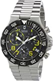 Victorinox Swiss Army - 241409's Watch Quartz Chronograph Stainless Steel Bracelet and Silver