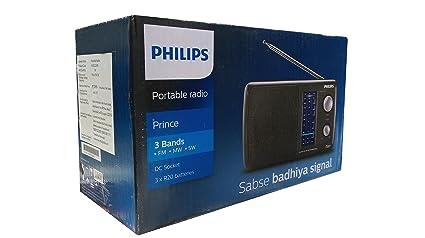 f862f5bc5 Philips DL-225 Portable Radio MW  SW  FM