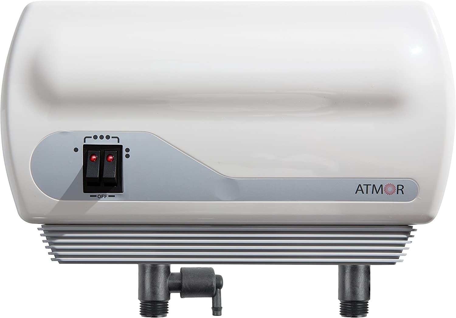 Atmor 13kw/240v, 2.25 GPM Tankless Water Heater Electric, Multiple Point-Of-Use Water Heater with Pressure Relief Device, AT-900-13