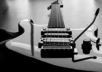 Pick-up guitarra eléctrica negro leyenda Gibson Les Paul: Amazon.es: Hogar