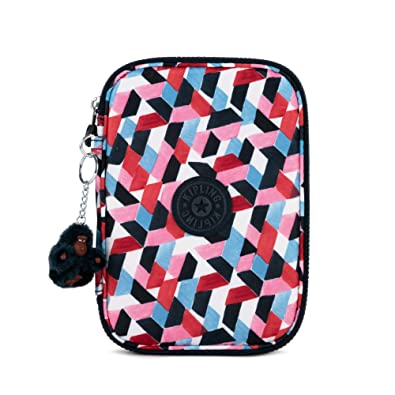 a9dbe9ccc Amazon.com: Kipling 100 Pens Printed Case Forever Tiles 1: Shoes