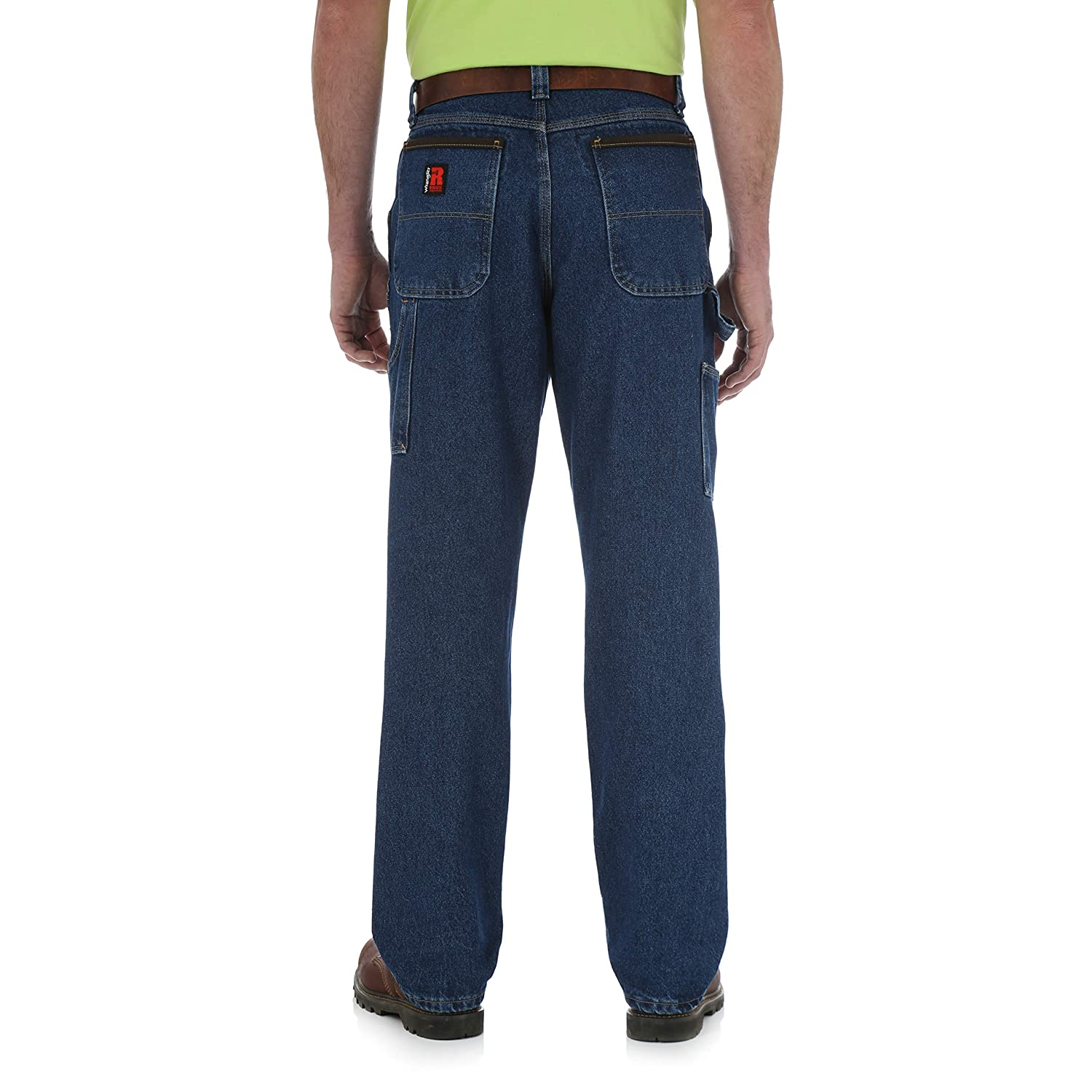 475e5aea5eb5 Wrangler RIGGS WORKWEAR Men s Utility Jean at Amazon Men s Clothing store   Cargo Jeans