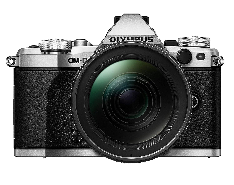 Olympus OM-D E-M5 Mark II - Cámara Evil de 16.1 MP con Objetivo MO EZ 12-40mm f/2.8 (Pantalla 3