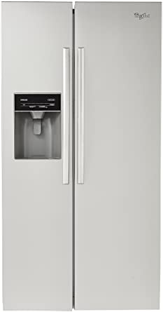 d7f72aed5b0 Whirlpool 568 L Frost Free Side-by-Side Refrigerator(SBS 600
