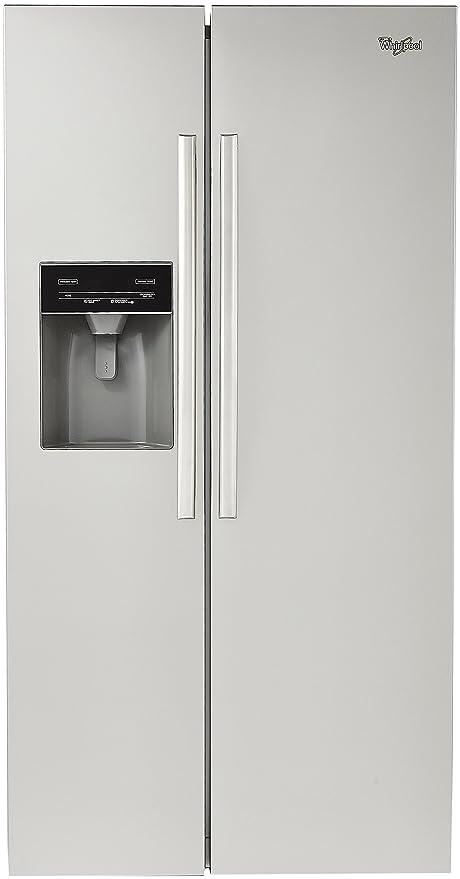 Whirlpool 568 L Frost Free Side by Side Refrigerator SBS 600, Steel  Refrigerators