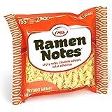 Fred 5200166 RAMEN NOTES Ramen Noddle Sticky Note Pad, 155 Sheets
