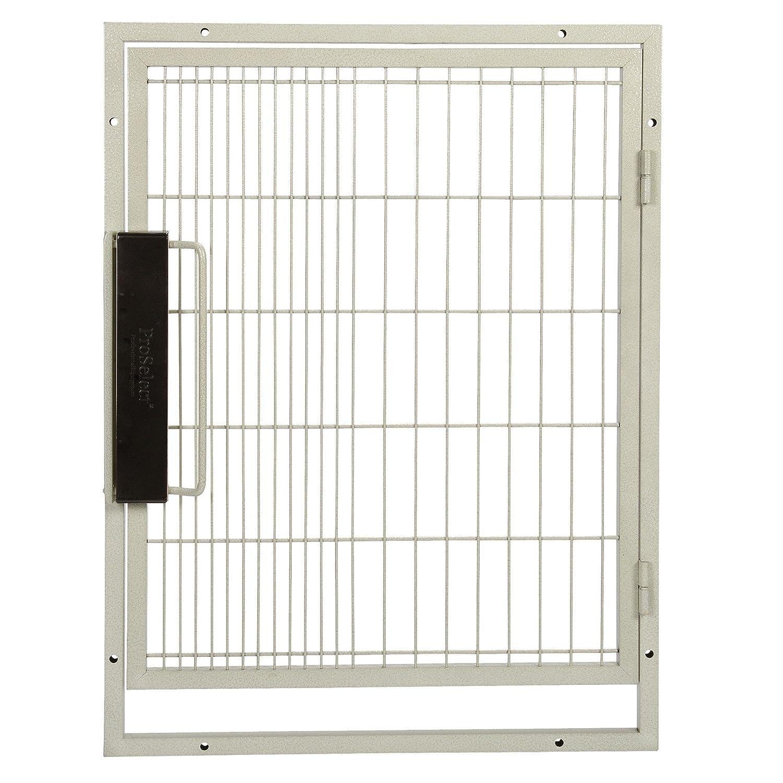 Proselect Modular de la Perrera Jaula Rep Puerta para Mascotas ...