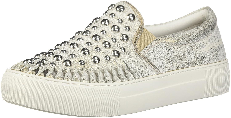 J Slides Women's Azt Sneaker B076DYN63W 8.5 B(M) US|Bronze