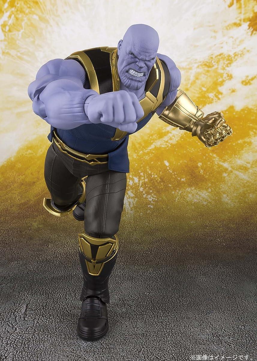 Bandai Tamashii Nations S.H. Figuarts Thanos Avengers: Infinity War Action Figure