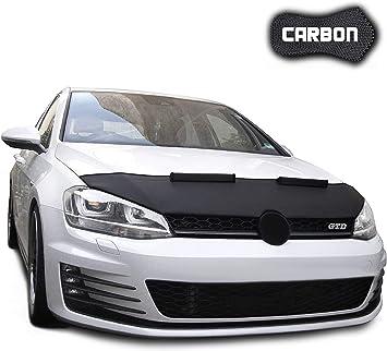 Haubenbra Für Golf 7 Carbon Steinschlagschutz Tuning Steinschlagschutzmaske Automaske Auto