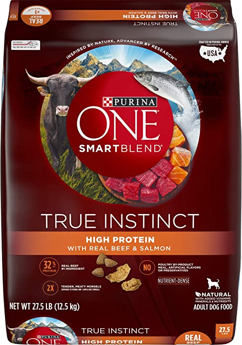 Top 9 Purina One High Protein Dog Food Smart Blend