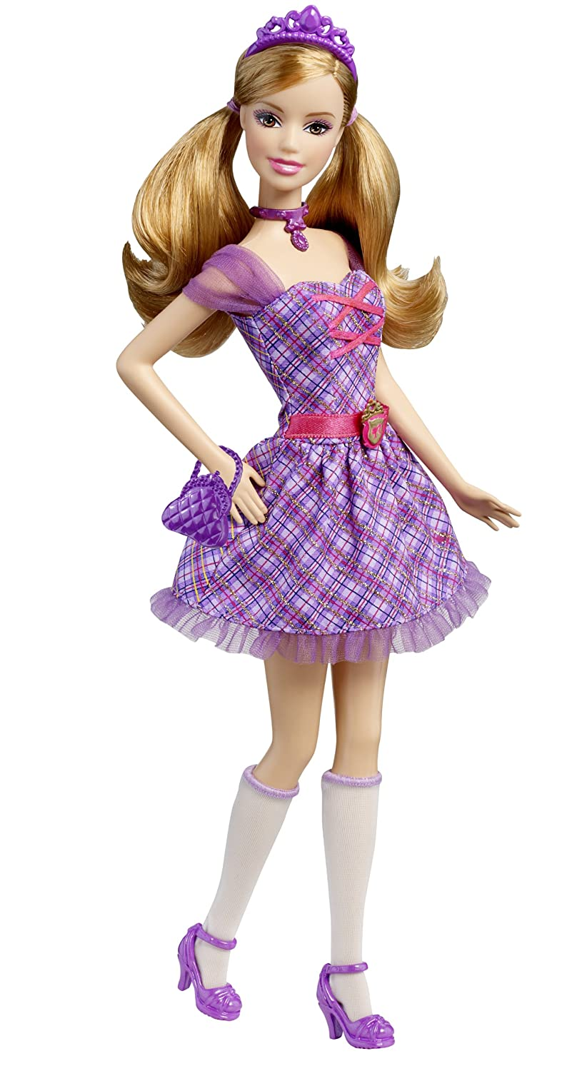 Amazon.com Barbie Princess Charm School School Girl Princess Delancy Doll Toys u0026 Games  sc 1 st  Amazon.com & Amazon.com: Barbie Princess Charm School: School Girl Princess ...