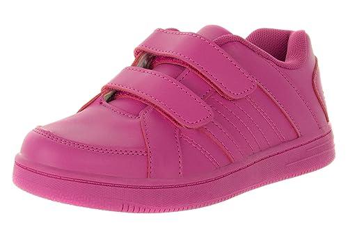 394f798e Beppi - Zapatos de Sintético Niños, Color Rosa, Talla 28 EU