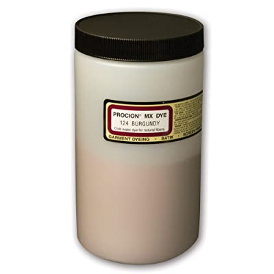 Procion Mx Dye Bourgogne 1 Lb