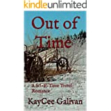 Out of Time: A Sci-Fi Time Travel Romance