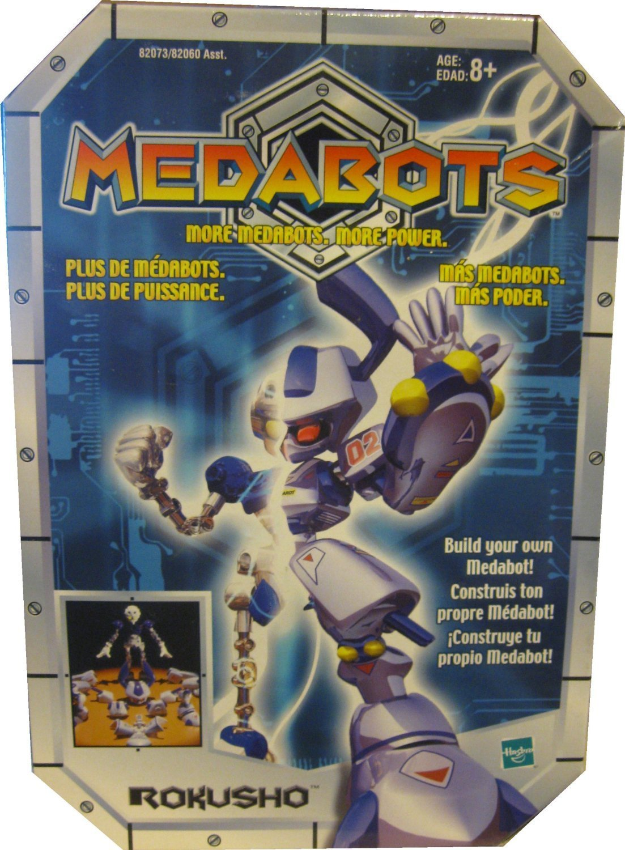 amazon com build your own medabot rokusho toys u0026 games
