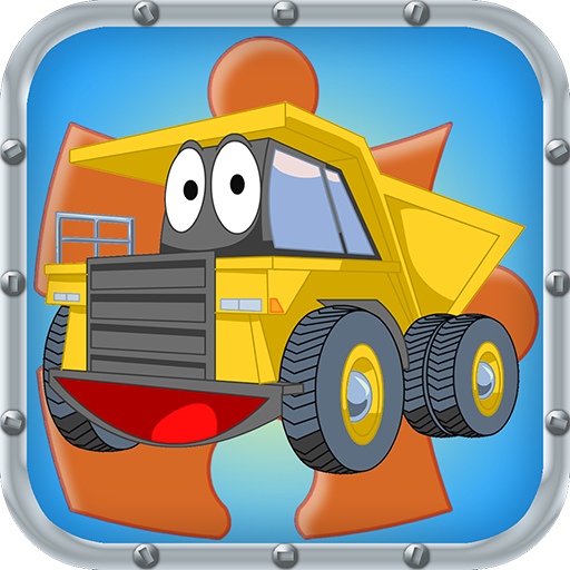 (Trucks Jigsaw Puzzles for Kids who love Trucks, Tractors and Construction Vehicles! )