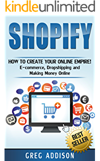 Dropshipping: Blueprint to 10K A Month- Comprehensive Guide to