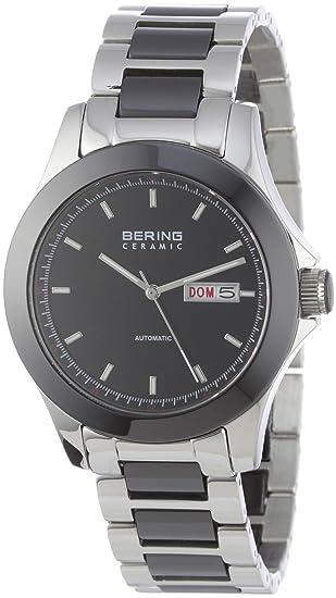 Bering Time 31341-749 - Reloj analógico automático para hombre: Amazon.es: Relojes
