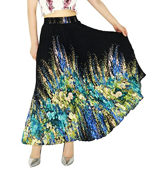 fc4c4464c30ed YSJERA Womens Long Maxi Skirt - 35.4