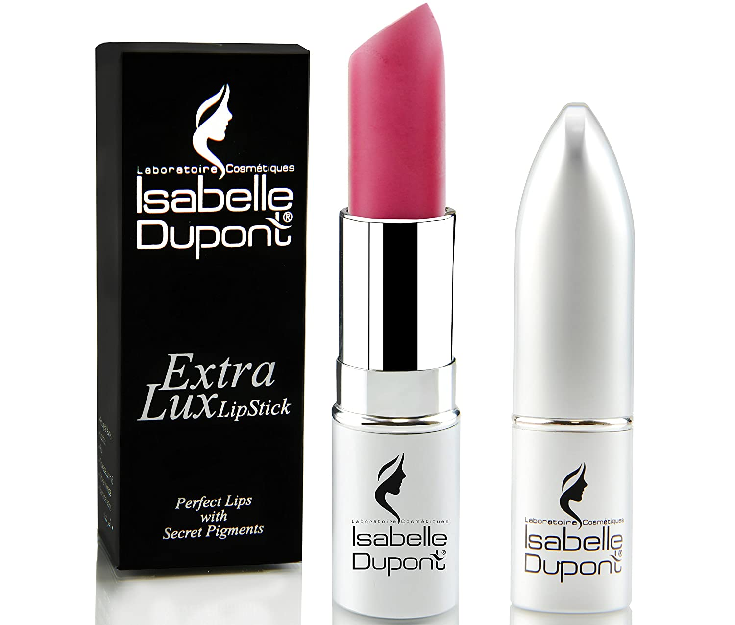 23 Colours - Long Lasting Intense Wear Lipstick by Isabelle Dupont ® (UK Exclusive) - Creamy Gold