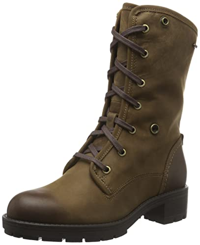 Reunite, Bottes Motardes Femme, Marron (Tan), 40 EUClarks