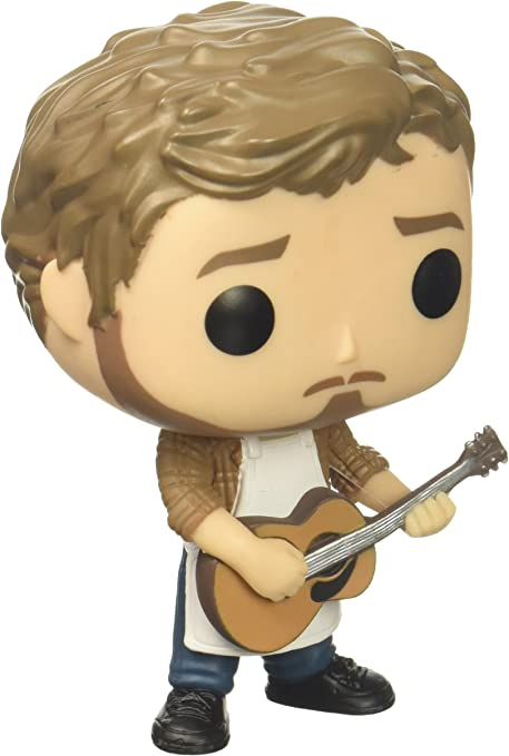 Funko pop Parks and Recreation-Andy awyer vinilo nuevo 501