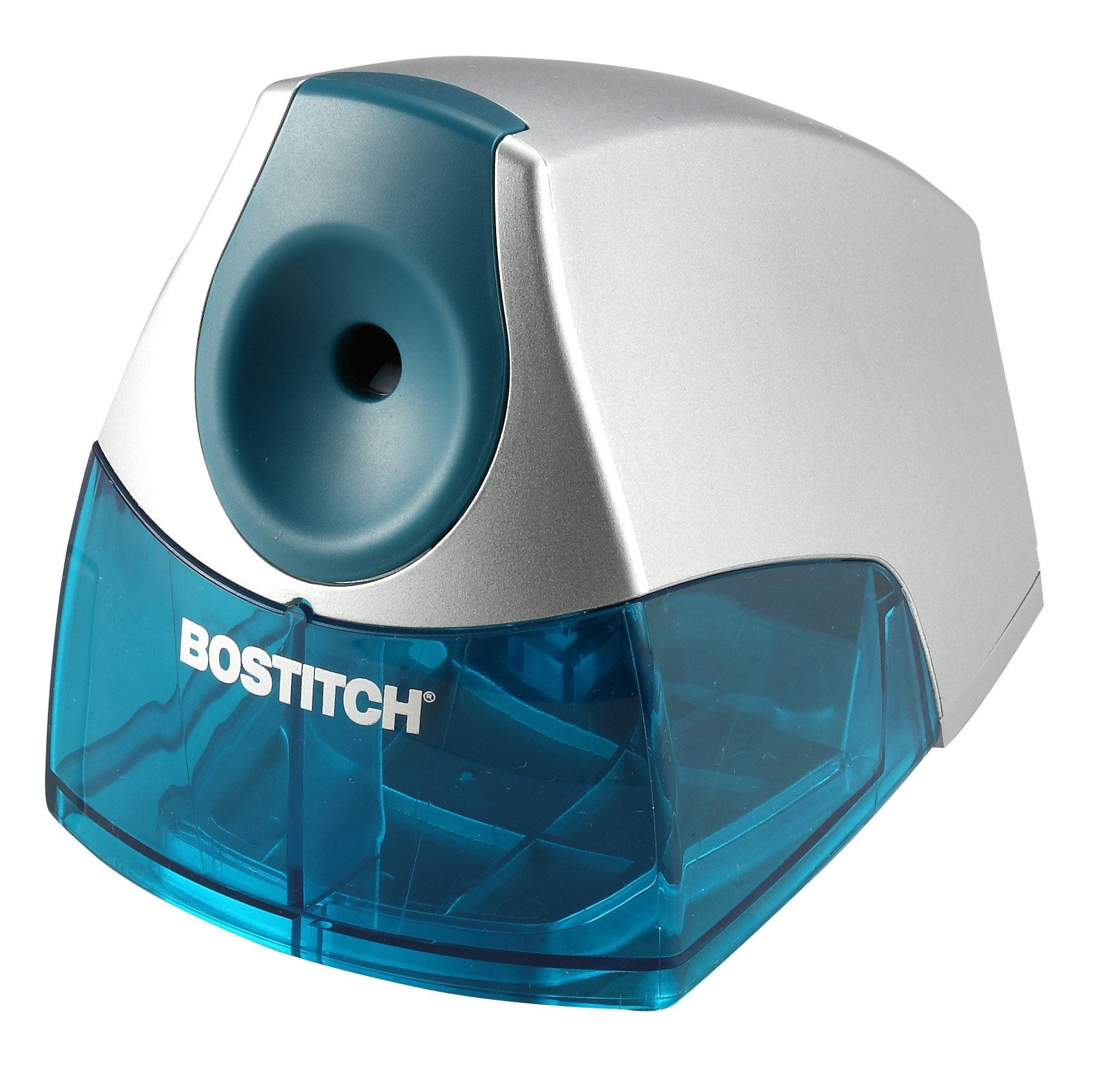 Bostitch Personal Electric Pencil Sharpener, Blue (EPS4-BLUE) by Bostitch Office