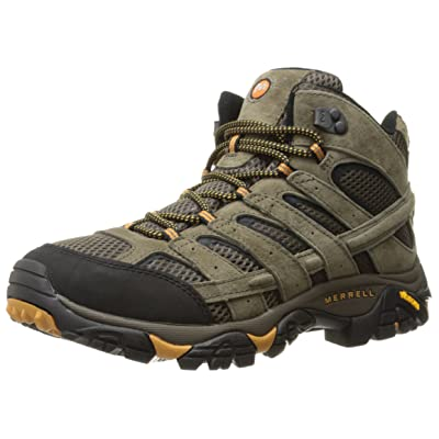 Merrell Men's Moab 2 Vent Mid Hiking Boot | Hiking Boots