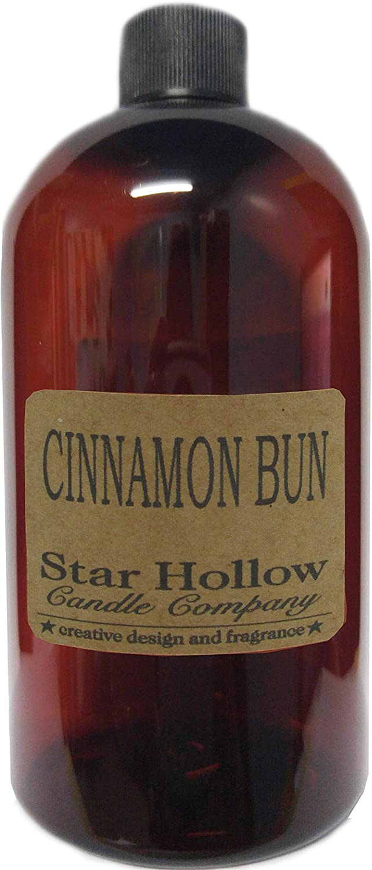 Star Hollow Candle Co Cinnamon Bun Fragrance Oil, 16 oz, Brown