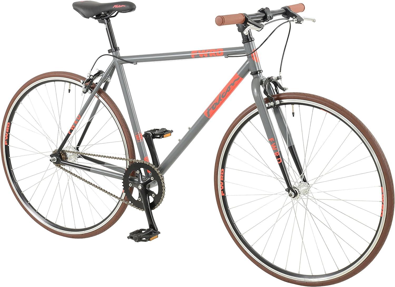 Falcon 700 C Bicicleta de Carretera Fixie adelante – Urban ...