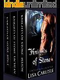 Knights of Stone (Boxed Set 1): A gargoyle shifter romance series (Highland Gargoyles)