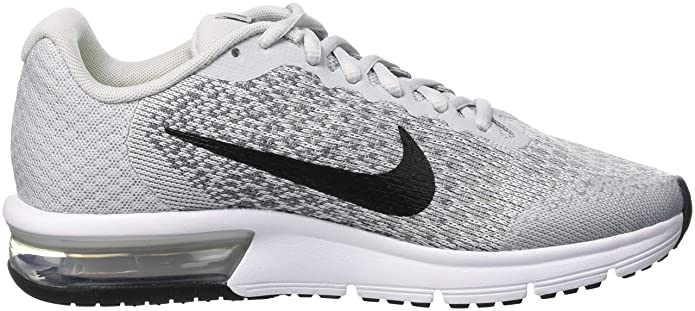 huge discount c7fed f65ad Nike Men s Air Max Sequent 2 (Gs) Trail Running Shoes  Amazon.co.uk  Shoes    Bags