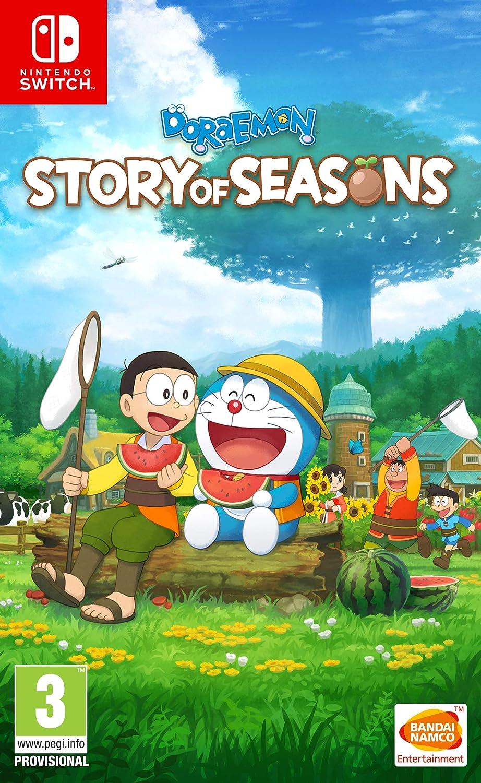 Doraemon Story of Seasons Nswitch - Nintendo Switch [Importación italiana]: Amazon.es: Videojuegos