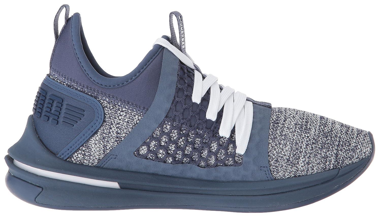 PUMA Women's Ignite Limitless SR Netfit Wn Sneaker B072N2XBBJ 10 M US Blue Indigo