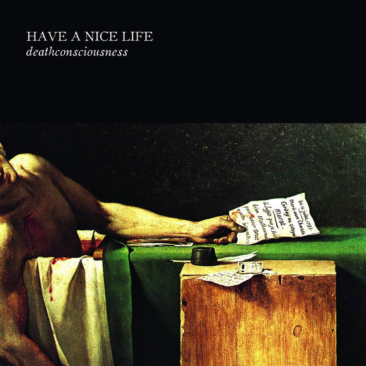 Risultato immagini per have a nice life deathconsciousness