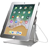CTA Digital: Desktop Anti-Theft iPad Stand for with iPad Air, iPad Pro 9.7, iPad Gen. 6 (2018), iPad Gen. 5 (2017), iPad…