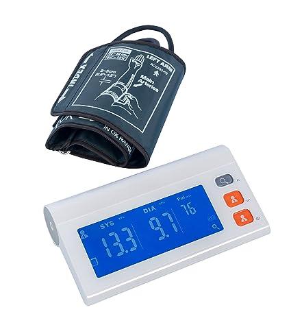 Tensiómetro conectable para toma de tensión del brazo mediconnect TS1
