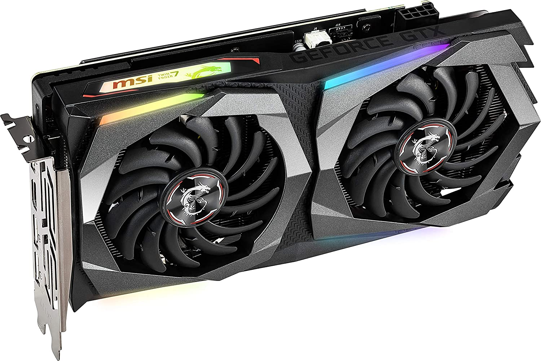 MSI Nvidia GTX1660Ti Gaming X 6G Fan