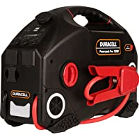Duracell DR600PWR Power Pack Pro 1300 Portable Jump Starter