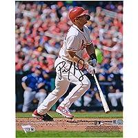 """$149 » Paul Goldschmidt St. Louis Cardinals Autographed 8"""" x 10"""" Hitting Photograph - Autographed MLB…"""
