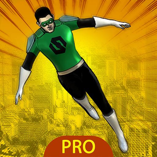Superhero: Science War Pro