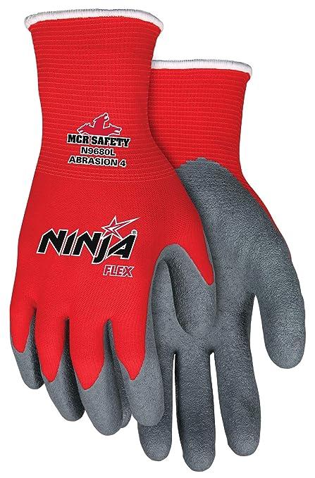 mpgn9680 X L - Memphis guante Ninja Flex guantes latex ...