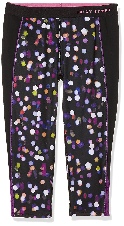 Juicy Couture Damen Sport Spt Calypso Che Crop Legging