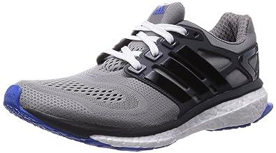 quality design 09de3 205d1 adidas Energy Boost ESM, Herren Laufschuhe, Grau (Ch Solid GreyCore Black