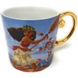 "Moana Coffee Mug ""The Ocean Chose Me for a Reason"""